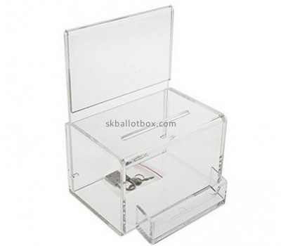 Wholesale clear suggestion box electronic suggestion box customer suggestion box SB-004